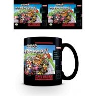 Super Nintendo - Mug Super Mario Kart