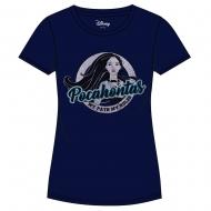Pocahontas - T-Shirt femme Disc