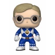 Power Rangers - Figurine POP! Blue Ranger (No Helmet) 9 cm