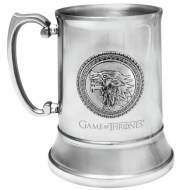 Game of Thrones - Chope acier inoxydable Stark