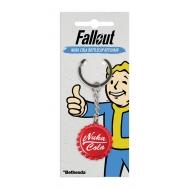 Fallout - Porte-clés métal Nuka Cola Bottlecap