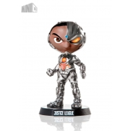 Justice League - Figurine Mini Co. Cyborg 13 cm