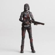 The Walking Dead - Figurine Alpha (Bloody B&W) 15 cm