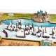 Harry Potter - Puzzle 4D Large The Wizarding World (800 pieces)