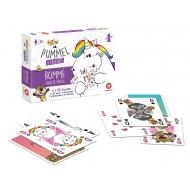 Chubby Unicorn - Jeux de cartes Number 1 Set Romme - Bridge - Canasta