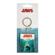 Les Dents de la mer - Porte-clés métal Logo
