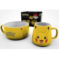 Pokemon - Set petit-déjeuner Pikachu