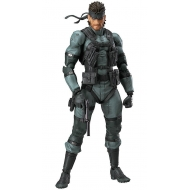 Metal Gear Solid 2 Sons of Liberty - Figurine Figma Solid Snake MGS2 Ver. 16 cm