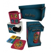 Harry Potter - Coffret cadeau Crests