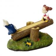 Mon voisin Totoro - Figurine mini Totoro & Mei
