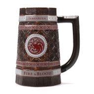 Game of Thrones - Chope céramique Targaryen