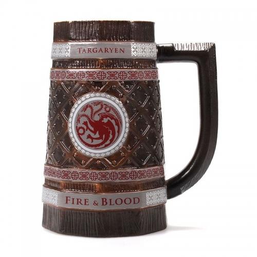 Game of Thrones - Chope céramique Targaryen