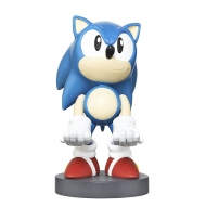 Sonic The Hedgehog - Figurine Cable Guy Sonic 20 cm