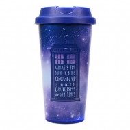 Doctor Who - Mug de voyage Galaxy
