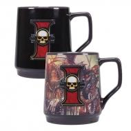 Warhammer 40k - Mug effet thermique Inquisition