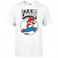 Nintendo - T-Shirt It's-A-Me Cardio