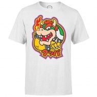 Nintendo - T-Shirt Bowser Kanji