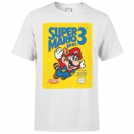 Nintendo - T-Shirt Super Mario Bros. 3
