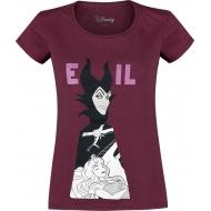 Disney - T-Shirt femme Snow White Evil