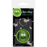 Rick et Morty - Porte-clés Pickle Rick 6 cm