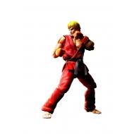 Street Fighter - Figurine S.H. Figuarts Ken Masters 15 cm