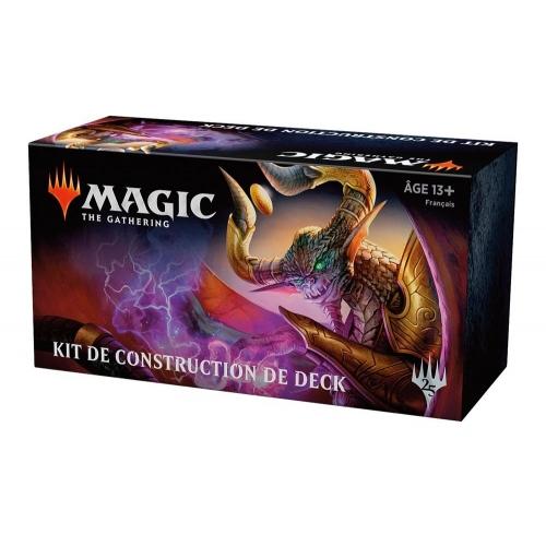 Magic the Gathering - Edition de Base 2019 Kit de Construction de Deck