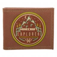Minecraft - Porte-monnaie Bifold  Explorer