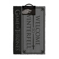 Game of Thrones - Paillasson Welcome to Winterfell 40 x 57 cm