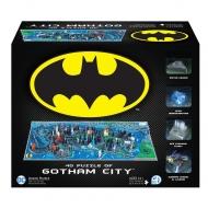 Batman - Puzzle 4D Large Gotham City (1550+pieces)