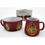 Harry Potter - Set petit-dejeuner Crests