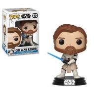 Star Wars Clone Wars -  Figurine POP! Obi Wan Kenobi 9 cm