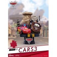Cars 3 - Diorama PVC D-Select 13 cm