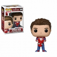 Spider-Man - Figurine POP! Unmasked Spider-Man 9 cm