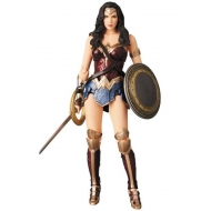 Justice League - Figurine MAF EX Wonder Woman 16 cm