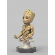 Avengers La guerre de l'Infini - Figurine Cable Guy Groot 20 cm