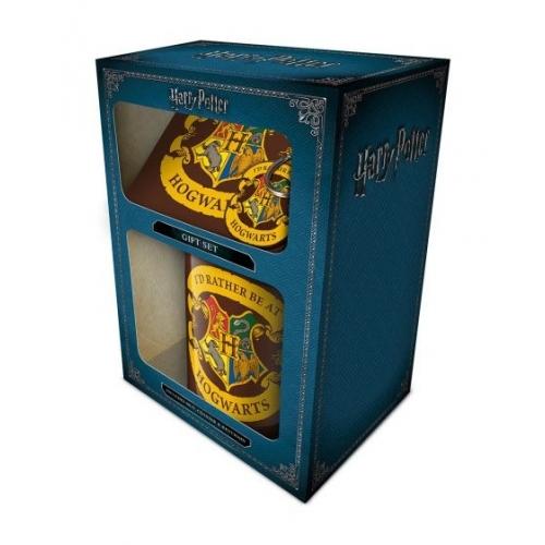 Harry Potter - Coffret cadeau Rather be at Hogwarts