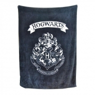 Harry Potter - Couverture polaire Hogwarts 125 x 150 cm