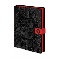 Star Wars - Carnet de notes Premium A5 Vader Art