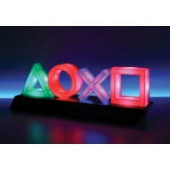 Sony PlayStation - Veilleuse Icons PlayStation 30 cm