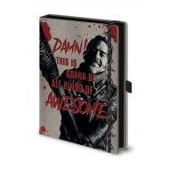 The Walking Dead - Carnet de notes Premium A5 Negan & Lucille