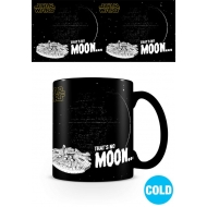 Star Wars - Mug effet thermique That's No Moon