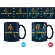Aquaman  - Mug effet thermique What Lurks in the Depths