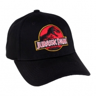 Jurassic Park - Casquette baseball Logo Jurassic Park