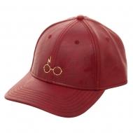 Harry Potter - Casquette baseball Glasses Gold Logo