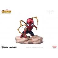 Avengers Infinity War - Figurine Mini Egg Attack Iron Spider 9 cm