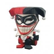 DC Comics - Figurine Teekeez Harley Quinn 8 cm