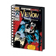 Venom - Cahier a spirale A5 Wiro Lethal Protector