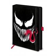 Venom - Carnet de notes Premium A5 Face