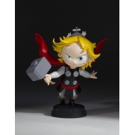 Marvel Comics - Mini statuette Animated Series Thor 12 cm