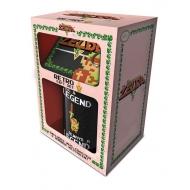 The Legend of Zelda - Coffret cadeau Retro The Legend of Zelda